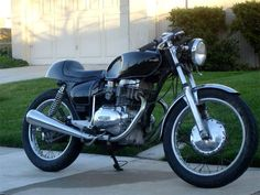 Honda Cafe Racers Modern And Classic Design › 1978 Honda CB400 its in Gorgeous Shape. Also have one in the shop that I'm currently working on that's still stock