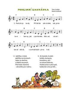 Activities For Kids, Crafts For Kids, Fall Preschool, Music Do, Thing 1, Dinosaur Party, Kids Songs, Music Notes, Coloring Pages