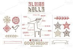 Sleigh Bells (vector)