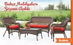 Keyifli sohbetlerinizi dışarı taşımaya hazır mısınız? Bahçe keyfi başlasın! http://ozdilek.com.tr/sayfa.asp?mdl=katalog&id=34