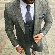 Class / Dapper / Style  Follow @menfashion21