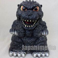 """Godzilla Big size 12"""" Figure Bank JAPAN ANIME MANGA TOKUSATSU"""