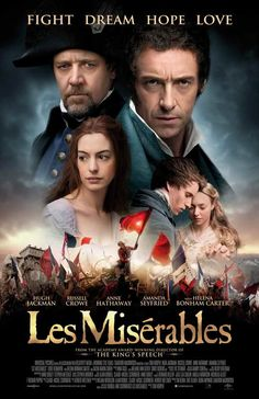 Les Miserables Movie Posters From Movie Poster Shop