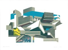 Paul Catherall | Printmaker
