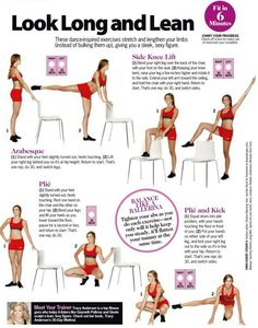 Tracy Anderson Method in Cosmopolitan; Fit in 6 minutes column Fitness Calendar Tracy Anderson Workout, Tracy Anderson Diet, Tracy Anderson Method, Fitness Motivation, Fitness Tips, Health Fitness, Muscle Fitness, Gain Muscle, Muscle Men