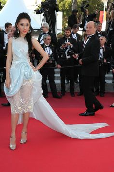 46 ~Wild~ and Crazy Looks From the Cannes Film Festival - Cosmopolitan.com