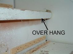 Installing Laminate Stairs With Instructions On Dealing With Overhang