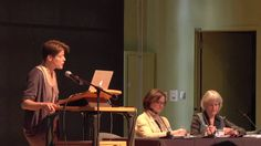 Inhabiting Multispecies Bodies: Panel Discussion with Donna Haraway, Margaret McFall-Ngai, and Jenny Reardon, 5/9/14 on Vimeo