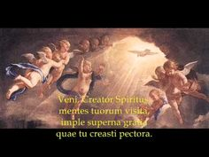 Veni Creator Spiritus - Catholic Gregorian Chant Songs