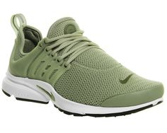 d125066640e0 Nike Air Presto - Women s - Olive Green   White