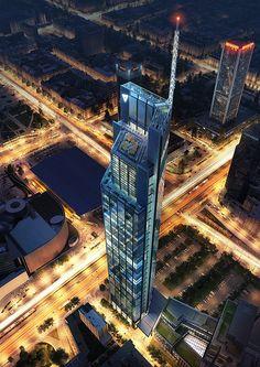 Varso Tower - The Skyscraper Center