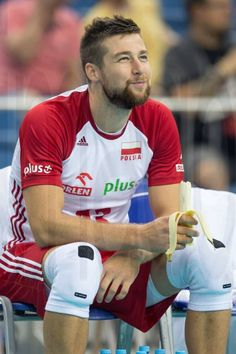 Michal Kubiak - Fotos kaufen   imago images Volleyball Team, Adidas, Actors, Humor, Sports, Image, Volleyball, Humour, Hs Sports