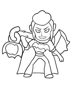 Desenho de Mortis de Brawl Stars para colorir You are in the right place about Brawl Stars Coloring Angel Coloring Pages, Coloring Pages To Print, Boy Coloring, Coloring Books, Super Easy Drawings, Profile Wallpaper, Drawing Now, Happy New Year Greetings, Printable Numbers