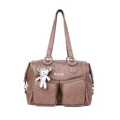 Need this baby change bag!!! Lola Tote Taupe