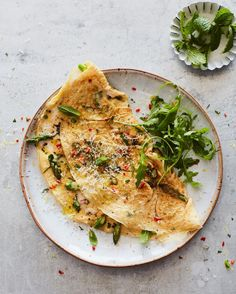 This #FoodRevolution we are starting a global conversation about the humble Omelette... Its the ultimate fast food... depending on what you put in it!! Here's my great British omelette asparagus from my garden mint chilli and cheese! Now I want YOU to create your favourite healthy Omelette that represents where you are from!  Post your pics using #FoodRevolution and tell me  1) Where you're from  2) what's your combo  3) & your method is it hot and fast or slow and silky?  l'm gonna choose…
