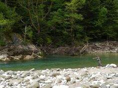 Fly Fishing Greece The only way to enjoy the outdoors is flyfishing. I have more on my site http://www.flyingfishq.com
