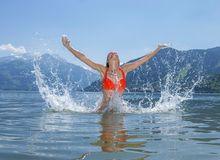 Zell am See im Sommer...einfach nur genießen! Zell Am See, Hotels, Austria, Outdoor Decor, Photography, Kaprun, Summer Vacations, Water Sports, National Forest