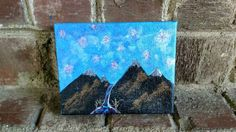 Check out this item in my Etsy shop https://www.etsy.com/listing/519843455/nature-painting-hand-painted-canvas-ooak