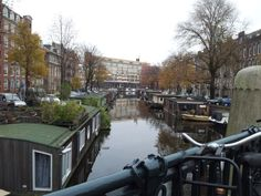 Case galleggianti Amsterdam