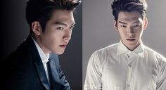 """Kim Woo Bin is a poised and collected man for """"Cine21″"""