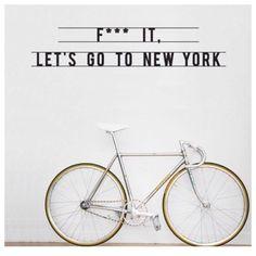 On my way...