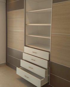 Closet Drawers, Loft, Home Decor, Decoration Home, Room Decor, Lofts, Attic Rooms, Cabinet Drawers, Interior Decorating