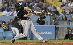 Los Angeles Dodgers vs. Colorado Rockies - 6/25/17 MLB Pick, Odds, and Prediction
