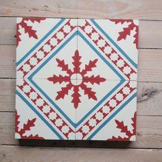 Original marokkanische Zementfliesen Cement Tiles, Bespoke, Design, Home Decor, Handarbeit, Colors, Taylormade, Decoration Home, Room Decor