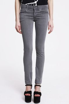 Urban Outfitters Jeans - I have a black pair and grey pair, most comfy and well fitting jeans, stretch and no bum gape! Jeans Fit, Skinny Jeans, Liverpool One, Urban Outfitters Jeans, Cheap Monday, Comfy, Pairs, Closet Space, Grey
