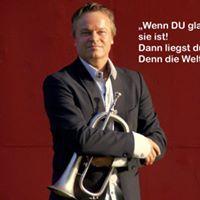 Thomas Schauffert Friedenskonzert mit Vortrag von Daniel Gugger
