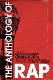 The Yale Anthology of Rap.