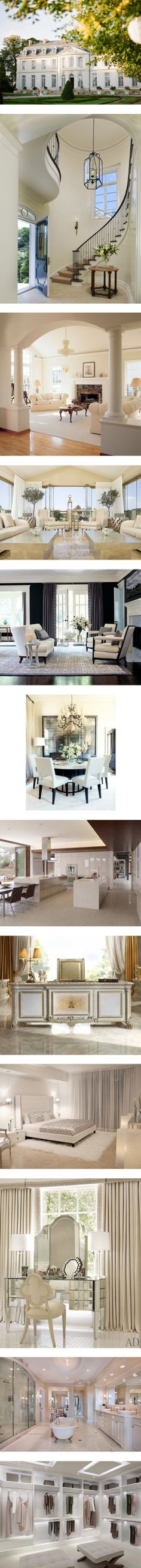 """""""House In England"""" by mariamoore-1 ❤ liked on Polyvore"""