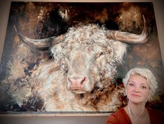 Join the Wix app to read this blog and stay updated on the go. Classical Art, Artist Gallery, To Go, Fine Art, Artwork, Animals, Cows, Meet, App