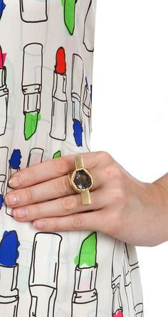 Coco sheer ring available only at Pernia's Pop-Up Shop.