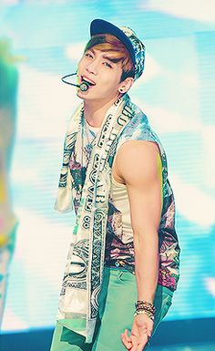 SHINee's Jonghyun  - I don't know why, but this pic let me cry Q.Q maybe because it is fucking awesome? Chyeah, think so <3