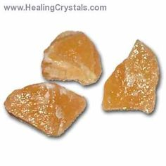 Calcite - Orange Calcite Natural Chunks (Mexico)  Meditating with Orange Calcite can bring insights into the causes of apathy or lethargy, allowing one to take back control over one's life. Orange Calcite's vital energy can serve as a catalyst for the release of past traumas that have been holding you back, allowing for optimism and joy to come in.  Code HCPIN10 = 10% discount