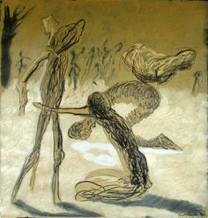 Maia S. Oprea — The Kiss, Painting: acrylic on paper. Kiss Painting, Figure Painting, Art Prints Online, Original Art For Sale, Figurative Art, Art Blog, Saatchi Art, Original Paintings, Digital Art