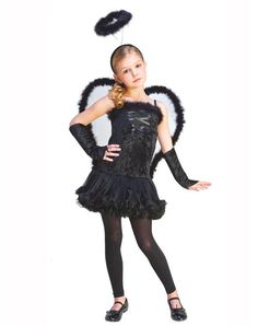 Angel Halloween Costumes Teenage Girls | Fallen Angel Costume Girls