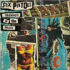 Sex Pistols - Holidays In The Son promo, 1977