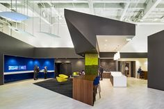 Microsoft San Francisco Office, San Francisco, 2015 - blitz