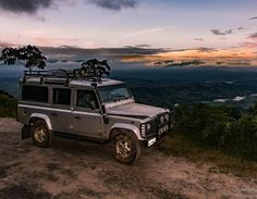 "71 Likes, 1 Comments - @landroverphotoalbum on Instagram: ""Touching heaven. By @montanha.trekking #landrover #Defender110csw #landroverdefender…"""