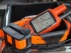 Garmn Astro 430 Bundle allows you to track and train up to 20 dogs over a 9-mile range.
