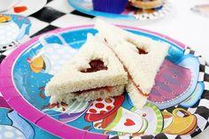 Alice in Wonderland Party Food Ideas