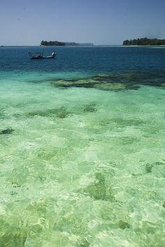 Pulau Macan, Kepulauan Seribu, Jakarta, Indonesia