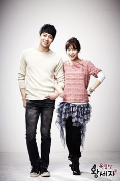 RoofTop Prince * Poster