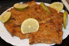 Vyprážaná ryba trochu inak - Recept