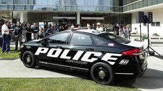 Uudet hybridipoliisiautot palvelevat aluksi New Yorkin ja Los Angelesin poliisivoimien työkaluina.
