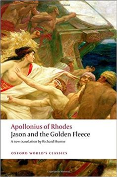 In his latest Dispatches from the Secret Library, Dr Oliver Tearle considers Apollonius of Rhodes' classic tale of Jason and the Golden Fleece In the world of classical Greek epic poetry, two poems…