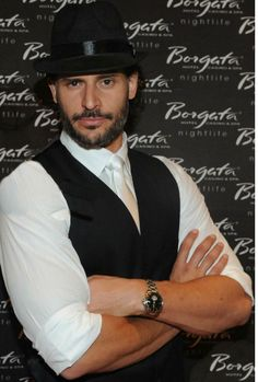 Joe Manganiello as Matt Pearce- if ever I need a big hunky donkey of a man to be a book boyfriend it 's now! - Opal Carew's- His To Command