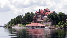 Singer Castle, Dark Island, Thousand Islands, NY